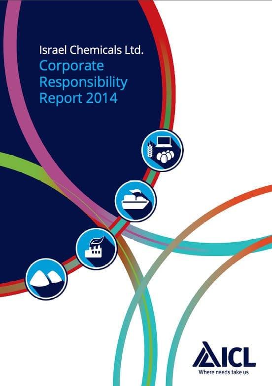 Israel Chemicals Ltd Corporate Responsibility report 2014