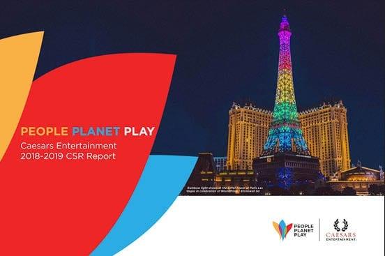 דוח אחראיות תאגידית עבור People Planet Play