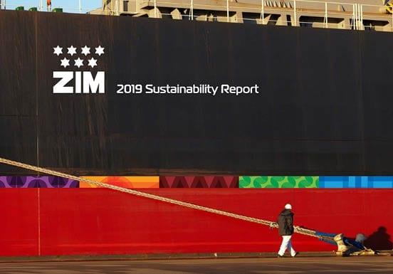 ZIM 2019 Sustainability Report