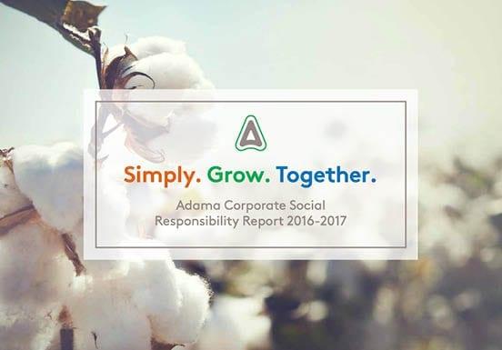 אחריות תאגידית 2017-Adama 2016